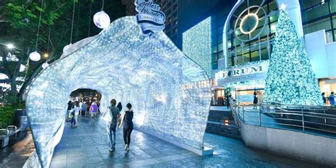 places  visit  christmassy lightups