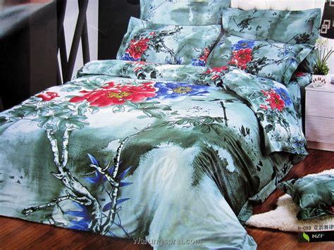 Bedset Katun Jepang Uk 120 T 25 bed cover set hijau tua uk 180 t 25cm warungsprei