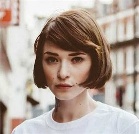 super short fringe 30 super short bob hairstyles with bangs bob hairstyles