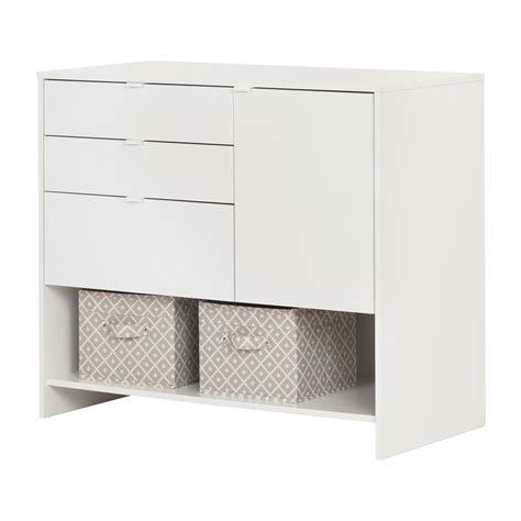 white storage cabinet with drawers south shore crea white craft storage cabinet with drawers