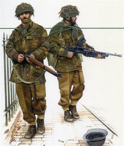 ww2 british soldier uniform 77 best british paratrooper ww2 images on pinterest