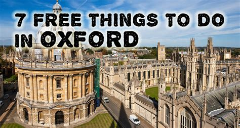 new year oxford town 7 free things to do in oxford free family days out