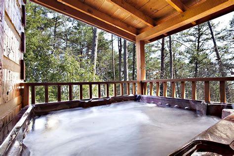 creekside 2 bedroom cabin from hearthside cabin rentals