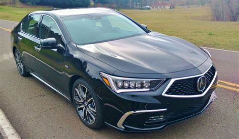 Acura Hybrid 2020 by 2020 Acura Rlx Hybrid Specs Release Date Redesign Price