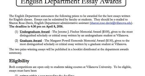 Villanova Essay by Villanova Essay Help