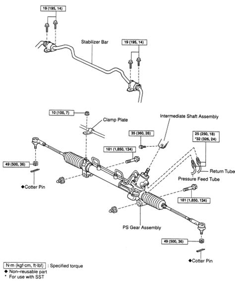 Can Rack And Pinion Cause Vibration by 2002 Toyota Intermittent Vibration General Auto