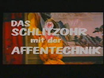 Das Schlitzohr Mit Der Affentechnik Shaw Brothers Neu Ovp Das Schlitzohr Mit Der Affentechnik Schnittbericht Fsk 16 Alt Schnittberichte
