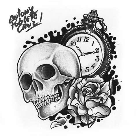 imagenes de tatuajes de una calabera tattoo calavera tatuaje rosa on instagram