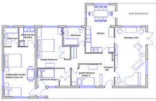 Draw A Houseplan Goongillings Orchard Accommodation