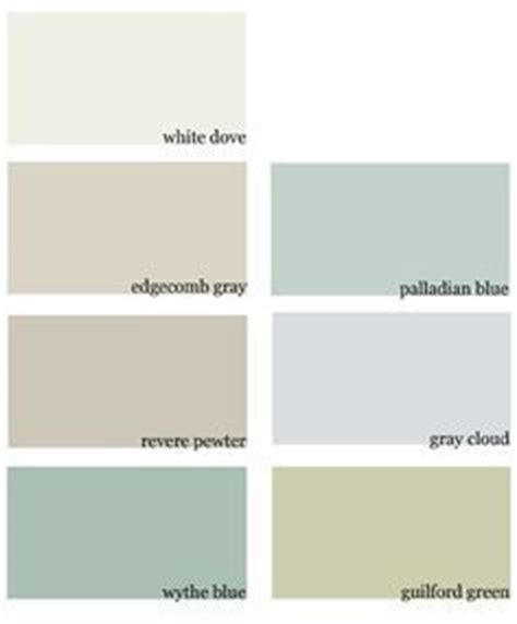coordinating colors with slate gray white doves revere pewter and consideration on pinterest