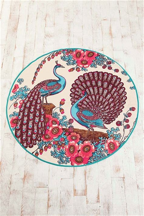 peacock rug outfitters peacocks rugs and outfitters rug on