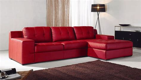 Unique Leather Sectionals by Unique Leather Upholstery Corner L Shape Sofa