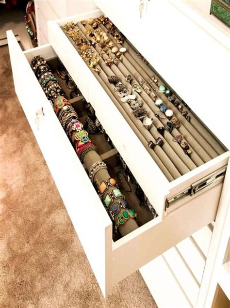 how to organize your jewelry in a comfy way 40 ideas digsdigs