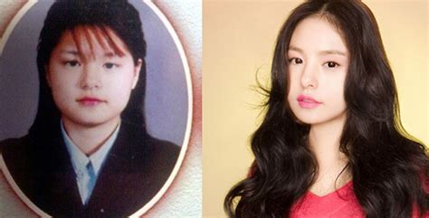 korean actress that did plastic surgery more korean actresses plastic surgery before after