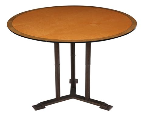 deco dining table c 1930 loveantiques