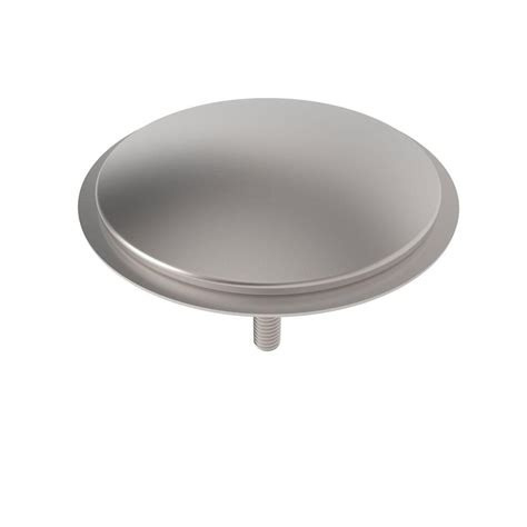 stainless steel cover kohler stainless steel faucet hole cover