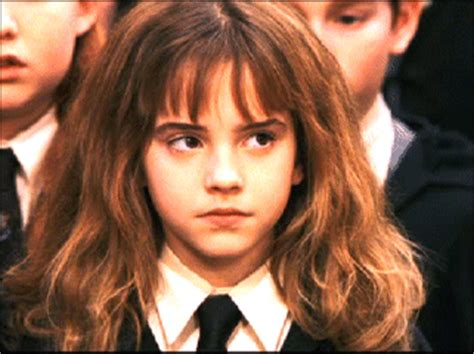 hermione granger in the 1st movoe hermione first year harry potter movies photo 16644571