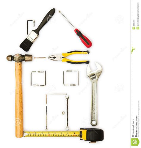 home improvement tools clipart