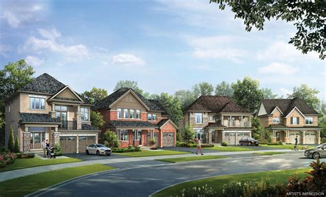 pic of homes valleyview in beeton phase 1 sorbara group of companies