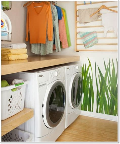 small laundry room makeover 32 laundry room d 233 cor ideas