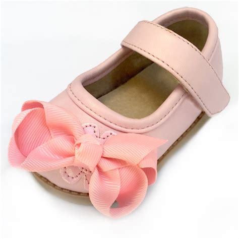 baby squeaky shoes princess bow toddler squeaky shoes
