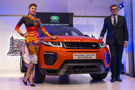 price of range rover evoque in india new 2016 range rover evoque launched in india at rs 47 1