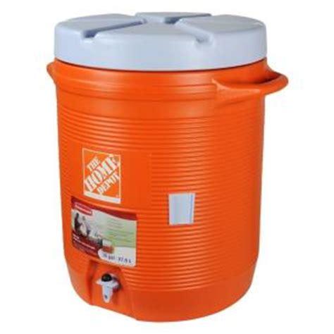 Dodawa Water Tank Termos 8 8 L rubbermaid 10 gal orange water cooler fg1610hdoran the