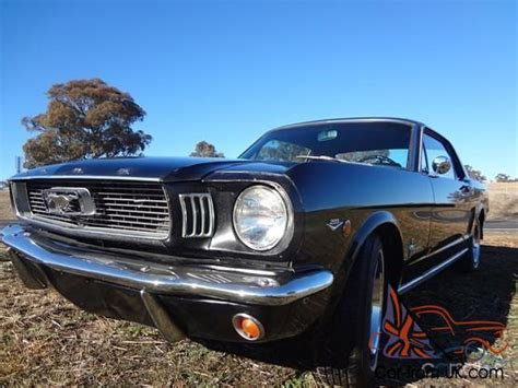 ford mustang 1967 2d hardtop 289 3 sp automatic 4 7l carb burnt in melbourne vic ford mustang 1966 2d hardtop 3 sp automatic 4 7l carb