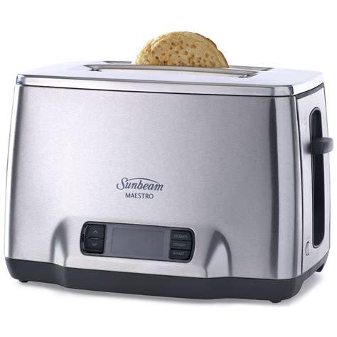 Sunbeam Toaster Sunbeam Maestro 2 Slice Toaster Ta6240 Buy Bread Toasters