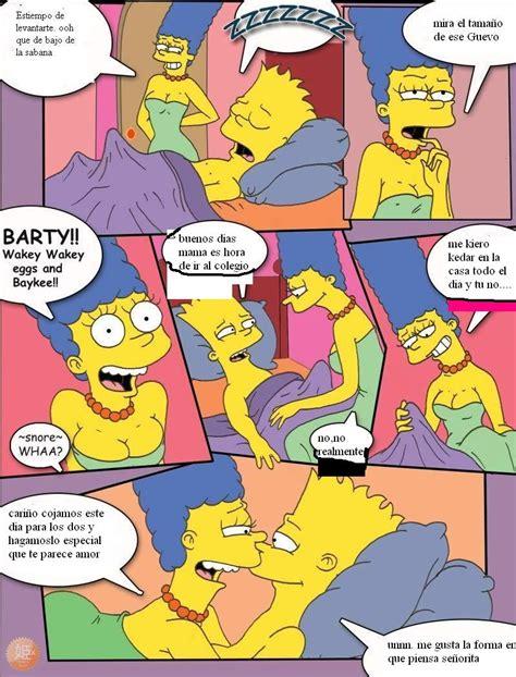 Comic De Los Simpson Porno Poringa