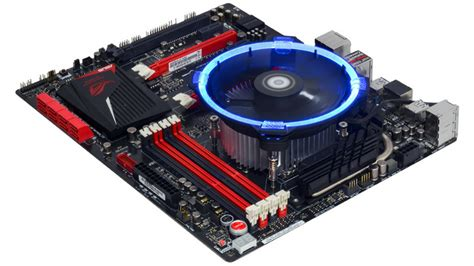 Id Cooling Is 65 Cpu Cooler id cooling has introduced a new compact cooler dk 03 halo startlr tech
