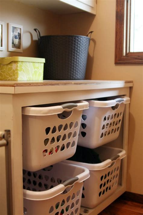 Organizing Laundry Room Cabinets Organize The Laundry Room My Decor Doors The Doors And Cabinets
