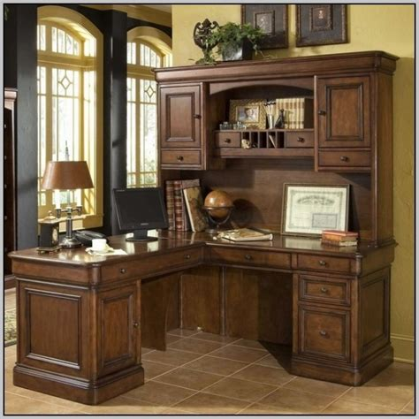 L Shaped Home Office Desk With Hutch Office Furniture L Shaped Desk Hutch Desk Home Furniture Inside L Shaped Office Desk With Hutch