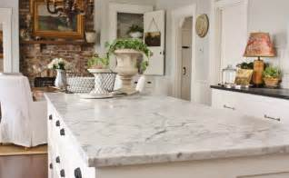 Marble Kitchen Countertops Five Inc Countertops The Top 4 Durable Kitchen Countertops Materials