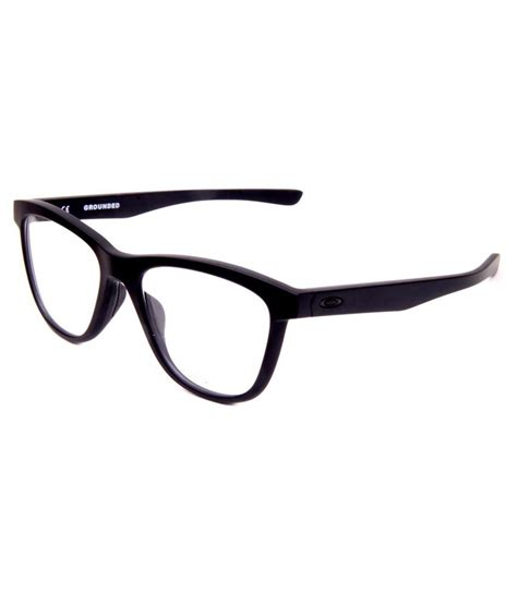 oakley medium black eyeglasses buy oakley medium black