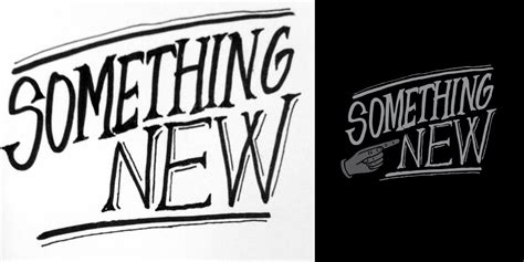 Something New by Something New Lefthandedgraphic Lefthandedgraphic