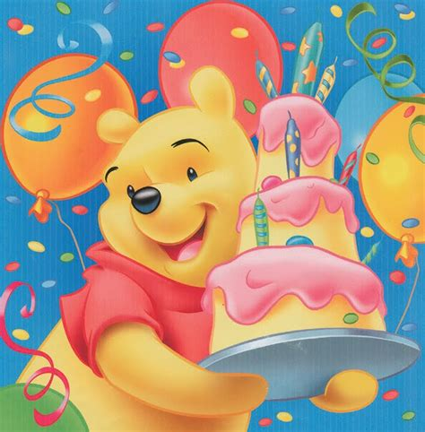 winnie the pooh happy birthday card template birthday greeting cards winnie the pooh birthday cards