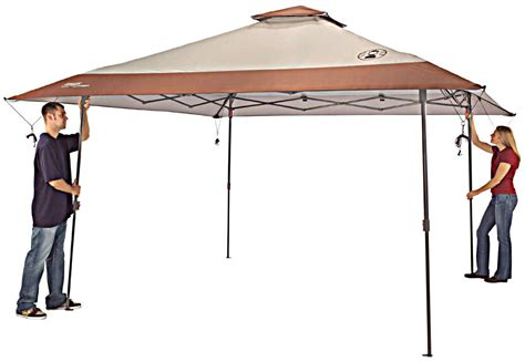 pop up awnings and canopies pop up tent canopy 13 x 13 sun shelter ez up instant
