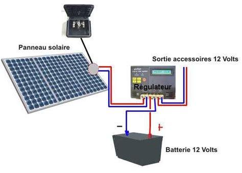 Installer Un Panneau Solaire by Installer Des Panneaux Solaires Sur Un Voilier