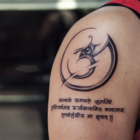 third eye tattoo designs 30 religious om designs golfian
