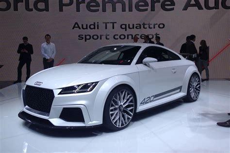 new audi tt quattro audi tt quattro sport concept auto express