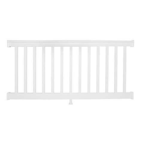 vertical stainless steel cable railing kit for 42 in high