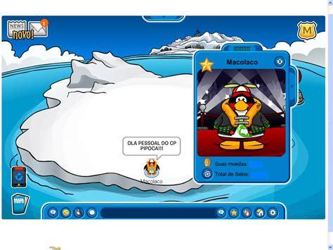Cp Ovj club penguin pipoca