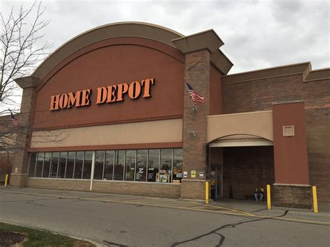 the home depot canton michigan mi localdatabase