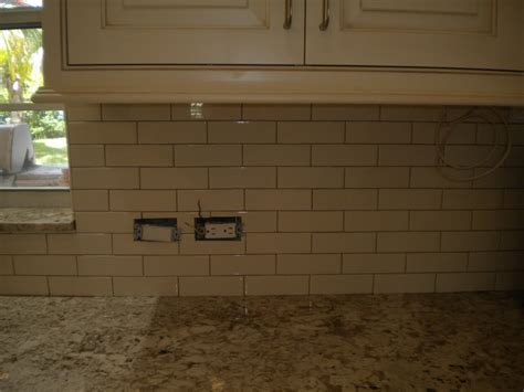 grout kitchen backsplash gorgeous kitchen decoration using white wood kitchen