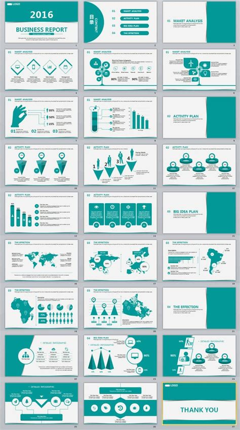 27 Business Report Professional Powerpoint Template Powerpoint Templates For 2018 Pinterest Professional Powerpoint Presentation Template