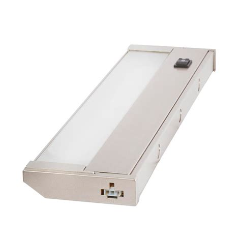 120v 12 Quot Dimmable Led Under Cabinet Light Bar Energy Led Dimmable Cabinet Lighting