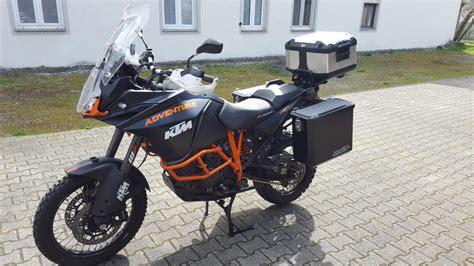 Ktm Motorrad Koffer by Ktm Koffer Adventure 1190 Motorrad Bild Idee