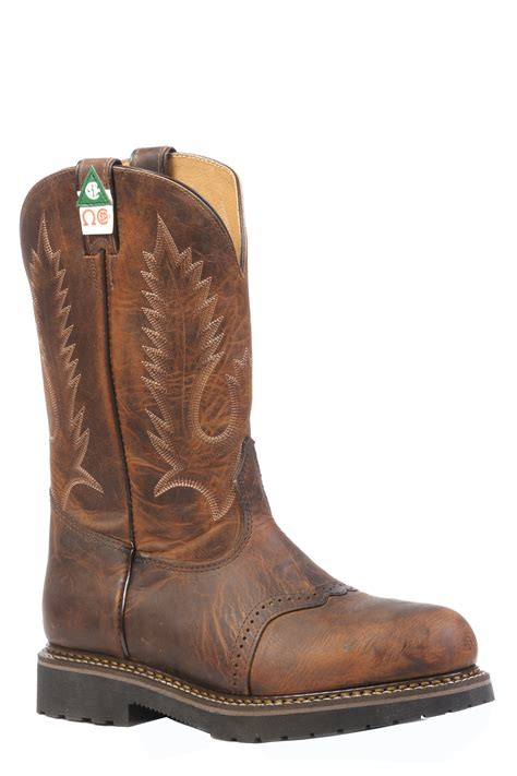 mens work cowboy boots boulet men s western work boots steel toe 4374 so the ok