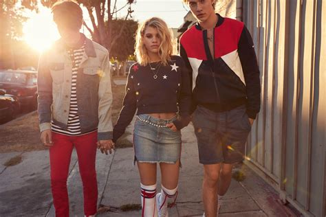 tommy hilfiger ad caign bonne new york tommy hilfiger spring 2017 ad caign